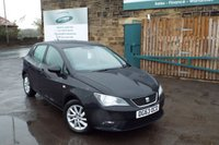 USED 2013 63 SEAT IBIZA 1.6 CR TDI SE 5d 104 BHP Only £30 Road Tax Service History