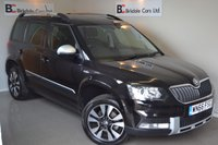 2016 SKODA YETI 2.0 OUTDOOR LAURIN AND KLEMENT TDI SCR 5d 148 BHP £15995.00