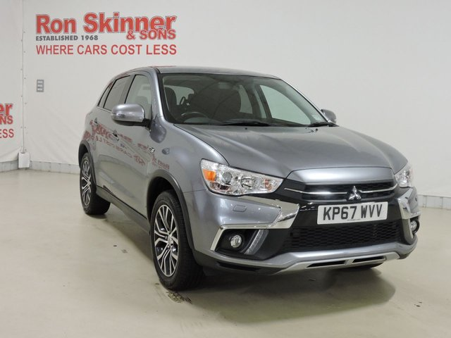 View our 2017 67 MITSUBISHI ASX 1.6 3 5d 115 BHP