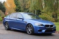 2014 BMW M5 4.4 M5 4d AUTO 567 BHP £33990.00