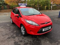 USED 2011 11 FORD FIESTA 1.4 EDGE TDCI 5d 69 BHP CADE CARS LTD. Established for over 25 years.
