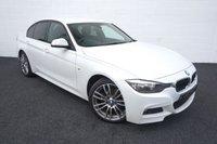 2014 BMW 3 SERIES 2.0 320D M SPORT 4d AUTO 181 BHP £12995.00