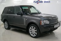 2005 LAND ROVER RANGE ROVER 4.2 V8 SUPERCHARGED 5d AUTO 391 BHP £9840.00