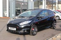 USED 2016 16 FORD FIESTA 1.6 EcoBoost ST-2 3dr