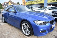 USED 2013 63 BMW 3 SERIES 2.0 318D M SPORT 4d 141 BHP COMES WITH 6 MONTHS WARRANTY