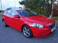 USED 2013 13 VOLVO V40 2.0 D4 SE LUX 5d 177 BHP