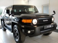 USED 2016 66 TOYOTA FJ CRUISER 4L V6 PETROL 4x4 AUTOMATIC SUV 280BHP, 0-60 7 SECS, £255 ROAD TAX PA UK Registered, Inspected, Serviced by Toyota and supplied with Warranty Included