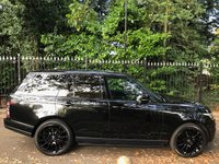 USED 2014 14 LAND ROVER RANGE ROVER 3.0 TDV6 VOGUE 5d AUTO 258 BHP **1 Owner Low Mileage Full Land Rover Service History Huge Spec 12 Months Mot**