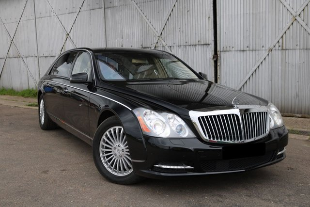 View our MAYBACH 62