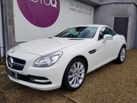 2012 MERCEDES-BENZ SLK 2.1 SLK250 CDI BLUEEFFICIENCY 2d AUTO 204 BHP £13495.00
