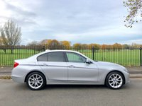 2014 BMW 3 SERIES 2.0 320D LUXURY 4d AUTO 184 BHP £11495.00