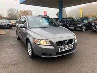 2008 VOLVO V50 1.8 S 5d 124 BHP £4999.00