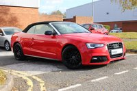 USED 2015 15 AUDI A5 2.0 TDI S LINE SPECIAL EDITION PLUS 2d AUTO 187 BHP