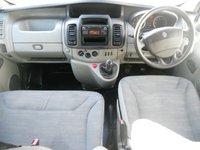 USED 2014 RENAULT TRAFIC 2.0 SL27 DCI CREW CAB 115 BHP
