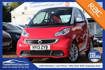 2013 SMART FORTWO}