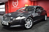 USED 2015 15 JAGUAR XF 2.2 D LUXURY 4d AUTO 163 BHP