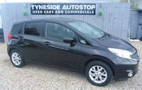 2015 NISSAN NOTE 1.2 ACENTA 5d 80 BHP £5999.00
