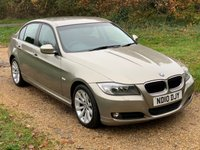 USED 2010 10 BMW 3 SERIES 2.0 318I SE 4d 141 BHP Alloy Wheels, Low Mileage, A/C