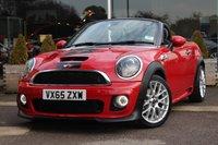 2015 MINI ROADSTER 1.6 COOPER S 2d 181 BHP £12785.00