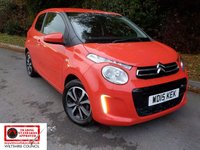 USED 2015 15 CITROEN C1 1.0 FLAIR 3d 68 BHP *Zero Road Tax*