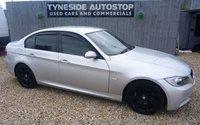 2006 BMW 3 SERIES 2.0 320D M SPORT 4d 161 BHP £4499.00