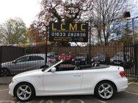 2011 BMW 1 SERIES 2.0 118I SPORT 2d 141 BHP £9000.00