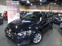 2014 VOLKSWAGEN GOLF 1.6 SE TDI BLUEMOTION TECHNOLOGY 5d 103 BHP £8190.00