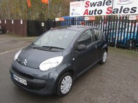 USED 2008 08 CITROEN C1 1.0 VIBE 3d 68 BHP FINANCE AVAILABLE FROM £18 PER WEEK OVER TWO YEARS - SEE FINANCE LINK