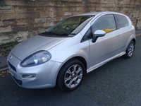 2013 FIAT PUNTO 1.4 GBT 3d 77 BHP £4950.00
