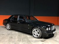 USED 2005 BENTLEY ARNAGE 6.8 V8 4d AUTO 349 BHP