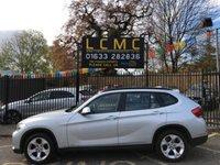 2013 BMW X1 2.0 XDRIVE20D SE 5d 181 BHP £11000.00