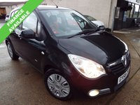 USED 2008 58 VAUXHALL AGILA 1.2 CLUB 5d 85 BHP