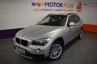 USED 2013 13 BMW X1 2.0 XDRIVE18D SE 5d 141 BHP