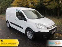 USED 2014 64 CITROEN BERLINGO 1.6 625 ENTERPRISE L1 HDI 1d 74 BHP Fantastic Value Citroen Berlingo Enterprise Van with Air Conditioning, ABS, Side Loading Door, Ply Lining and Service History