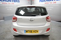 USED 2016 66 HYUNDAI I10 1.0 SE BLUE DRIVE 5d 65 BHP 1 Owner, Cruise control, Cheap Tax, Great MPG