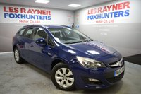 USED 2015 64 VAUXHALL ASTRA 1.6 DESIGN CDTI ECOFLEX S/S 5d 108 BHP Free Tax, Cruise control, Great MPG, Bluetooth, 1 Owner