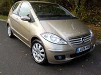 USED 2008 08 MERCEDES-BENZ A CLASS 2.0 A200 CDI ELEGANCE SE 5d AUTO 139 BHP *Low Mileage*Automatic*Leather Interior*