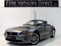 2004 BMW Z4 2.2 Z4 SE ROADSTER 2d 168 BHP