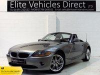 USED 2004 54 BMW Z4 2.2 Z4 SE ROADSTER 2d 168 BHP