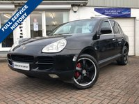 USED 2004 54 PORSCHE CAYENNE 3.2 V6 TIPTRONIC 5d AUTO 250 BHP SUPPLIED WITH 12 MONTHS MOT, LOVELY CAR TO DRIVE