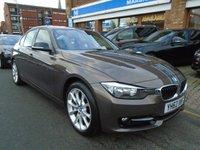 2012 BMW 3 SERIES 2.0 318D SPORT 4d 141 BHP £10694.00