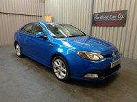 2012 MG 6 1.8 S MAGNETTE 4d 160 BHP £3495.00