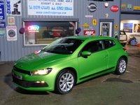 USED 2014 14 VOLKSWAGEN SCIROCCO 1.4 TSI 3d 160 BHP Very nice car, FVWSH 66K, miles