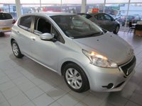 USED 2012 12 PEUGEOT 208 1.4 ACCESS PLUS HDI 5d 68 BHP