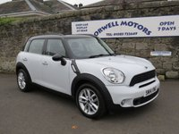 2014 MINI COUNTRYMAN 2.0 COOPER SD 5d AUTO 141 BHP £11995.00