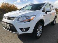 USED 2012 62 FORD KUGA 2.0 TITANIUM TDCI 2WD 5d 138 BHP