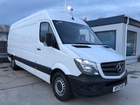 2017 MERCEDES-BENZ SPRINTER 2.1 314CDI 1d 140 BHP £18195.00