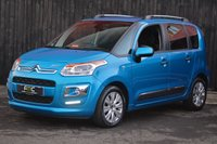 USED 2013 63 CITROEN C3 PICASSO 1.6 PICASSO EXCLUSIVE HDI 5d 91 BHP Full Service History