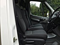 USED 2015 15 VOLKSWAGEN CRAFTER 2.0 CR35 TDI  1d 136 BHP LWB WITH TAIL LIFT