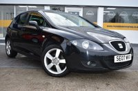 USED 2007 07 SEAT LEON 1.9 STYLANCE TDI 5d 103 BHP NO DEPOSIT FINANCE AVAILABLE